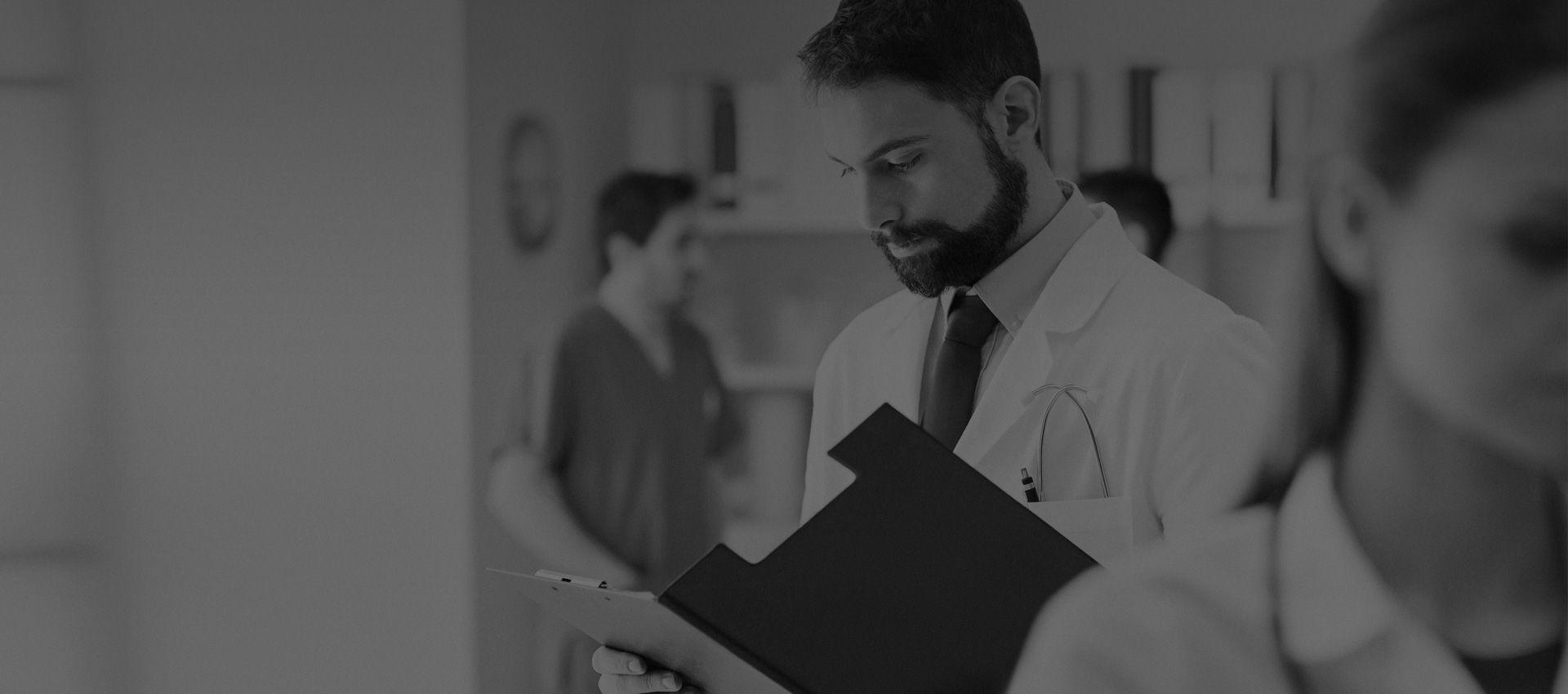 Nowoczesna, specjalistyczna opieka medyczna